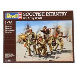 Купить Пластиковые модели Revell «Шотландская пехота»