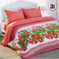 фото Комплект постельного белья Комфорт «Прекрасный». 2-спальный