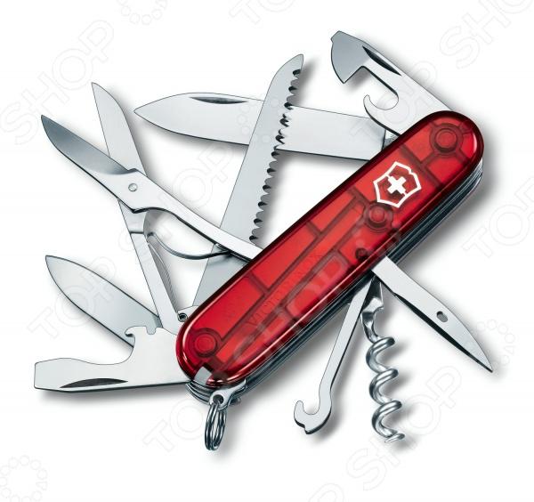 Нож перочинный Victorinox Huntsman 1.3713.T