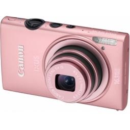 фото Фотокамера цифровая Canon IXUS 125 HS. Цвет: розовый