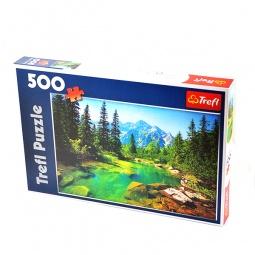 Купить Пазл 500 элементов Trefl «Вид на Татры»