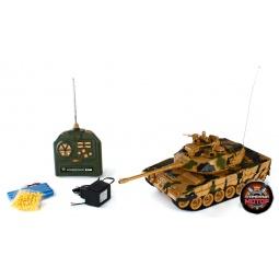 фото Танк на радиоуправлении Пламенный Мотор Leopard2 (Германия)
