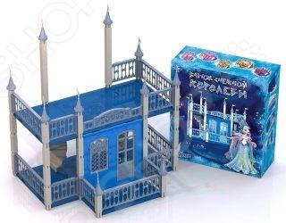 Домик кукольный Нордпласт «Замок. Снежная Королева»