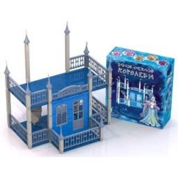 фото Домик кукольный Нордпласт «Замок. Снежная Королева»