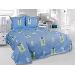Купить Комплект постельного белья Tete-a-Tete «Ирисы». Евро