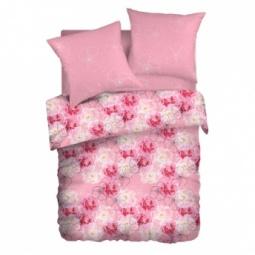 фото Комплект постельного белья Романтика «Азалия». 2-спальный