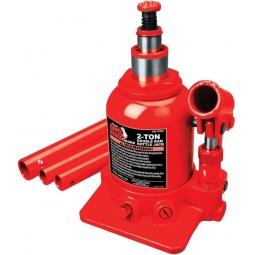 Купить Домкрат гидравлический бутылочный с клапаном Big Red TF0202