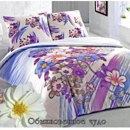 фото Комплект постельного белья Сова и Жаворонок «Обыкновенное чудо». 1,5-спальный