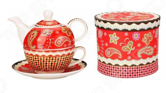 Чайный набор Marta MT-3782 набор столовых приборов marta mt 2700 accent