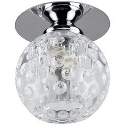 Купить Светильник потолочный декоративный Эра DK15 CH/WH
