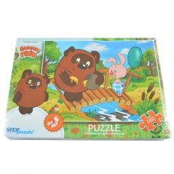 Купить Пазл 160 элементов Step Puzzle Винни Пух