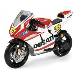 Купить Электромотоцикл Peg-Perego DUCATI GP Rossi 2014