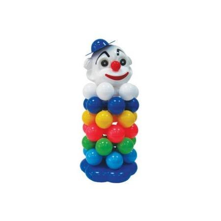 Купить Игрушка-пирамидка Игрушкин «Клоун» 25233