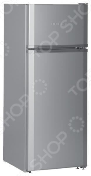 Холодильник Liebherr CTPSL2541 двухкамерный холодильник liebherr ctpsl 2541