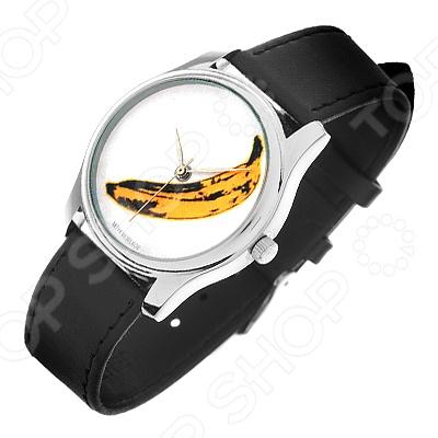 Часы наручные Mitya Veselkov «Банан» MV часы наручные mitya veselkov love mv white