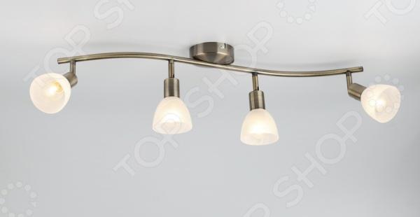 Светильник настенно-потолочный Rivoli Tremont-W C-4 это светильник, способный служить как дополнительным, так и основным источником света в небольшой комнате . Потолочный светильник подходит для комнаты с низким потолком, поскольку занимает совсем немного места. Дизайн светильника это важный акцент интерьера. Вместе с бра или подсветкой он создает интересный световой ансамбль, преображающий комнату. Два варианта установки: настенное или потолочное.