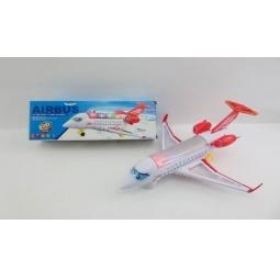 Купить Самолет игрушечный со световыми эффектами Airbus 1707149