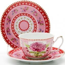 Купить Чайная пара Loraine LR-24584 «Розы»