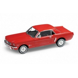 Купить Модель автомобиля 1:24 Welly Ford Mustang 1964. В ассортименте