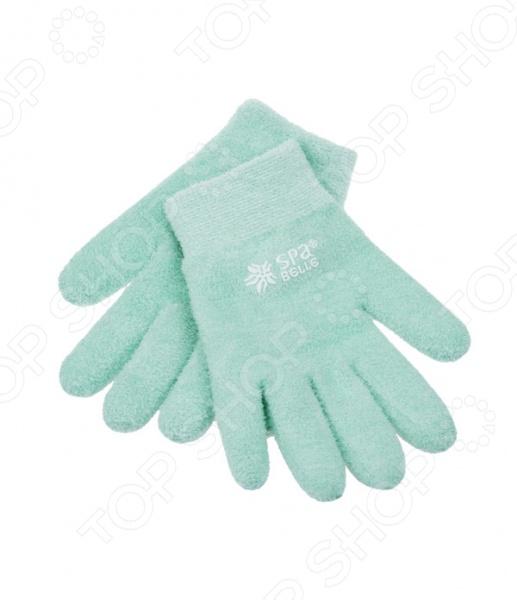 Увлажняющие гелевые перчатки Spa Belle «Алоэ» недорого