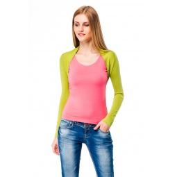 фото Болеро Mondigo 015. Цвет: зеленый. Размер одежды: 46