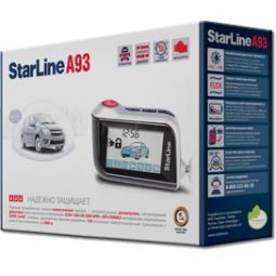 Купить Автосигнализация Star Line A93