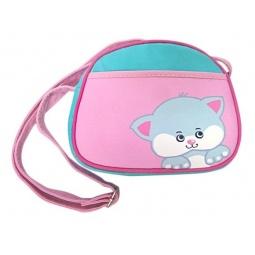 фото Сумочка детская Shantou Gepai 635004 «Котик»
