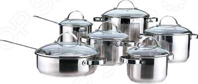 Набор посуды Bekker DeLuxe BK-2851