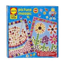 Купить Мозаика-стикеры ALEX «Из фотографий»