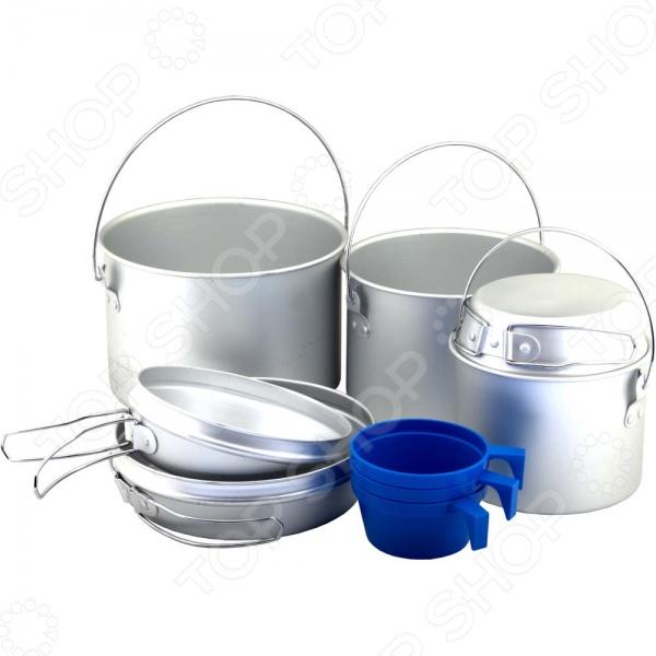 Набор посуды туристический NOVA TOUR A096 инвентарь для турпоходов blog tour pe007