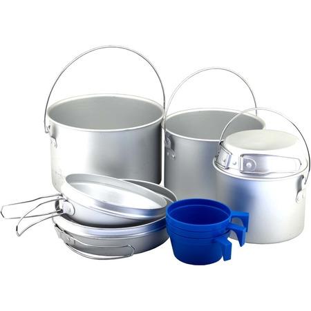 Купить Набор посуды туристический NOVA TOUR A096
