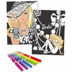 Купить Постер бархатный Fashion Angels «Барби-модница»