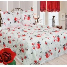 фото Комплект постельного белья Сова и Жаворонок «Анабель» 19084/1. 2-спальный. Размер наволочки: 50х70 см — 2 шт