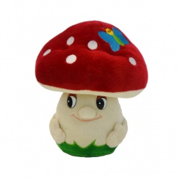 фото Мягкая игрушка со звуком Maxiplay «Мухомор Мухоморыч»