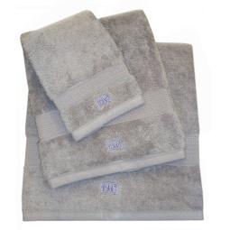 фото Полотенце TAC Basic. Размер: 50х90 см. Плотность ткани: 500 г/м2. Цвет: серый