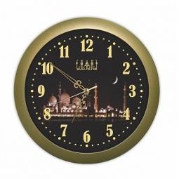 Купить Часы Вега П 1-8/6-208 «Мусульманские» Темный город»