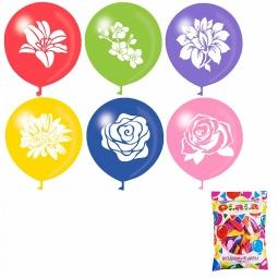фото Набор воздушных шаров Olala «Цветы». В ассортименте