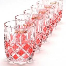 фото Набор стаканов Loraine «Праздничное застолье». В ассортименте