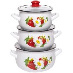 фото Набор посуды Interos «Ягодка» 2975