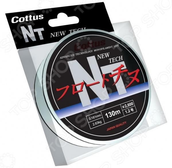 Леска рыболовная Cottus NT Леска рыболовная Cottus NT /0.181