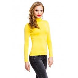 фото Водолазка Mondigo 046. Цвет: желтый. Размер одежды: 44