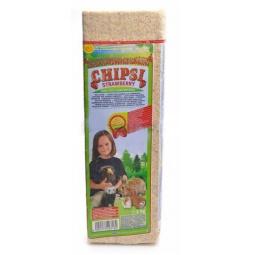 фото Наполнитель для грызунов Cat's Best Chipsi. Аромат: цитрус