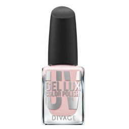 фото Лак для ногтей DIVAGE UV Gel Lux. Тон: 02
