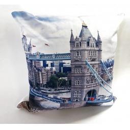 фото Подушка декоративная Унисон 3D London