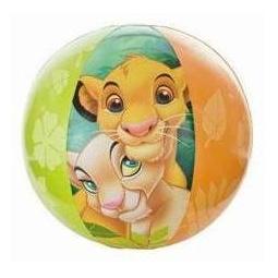 фото Мяч надувной Intex «Король Лев»