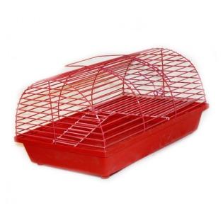 Купить Клетка для грызунов ZOOmark полукруглая. В ассортименте