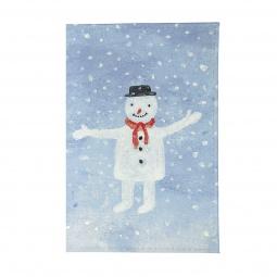 фото Обложка для автодокументов Mitya Veselkov «Снеговик»