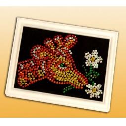 фото Мозаика из пайеток Волшебная мастерская «Жираф» М010