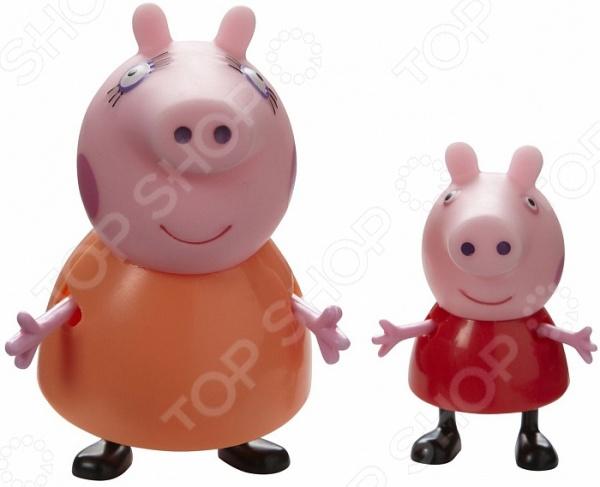 Набор подвижных фигурок Intertoy 04768-RM «Семья Пеппы». В ассортименте