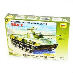 фото Сборная модель Звезда танк БМД-2